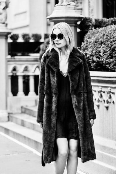Fashion & Brand | Vilova Mink Fur Coats